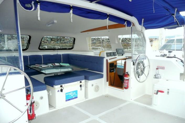 Rockfish II interior