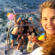 Birthday Party Cruise on Rockfish Catamarans