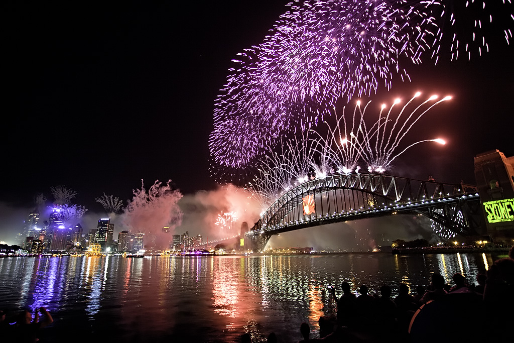 Cool Facts About Sydney S New Year S Eve Fireworks Rockfish