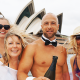 Sydney boat party