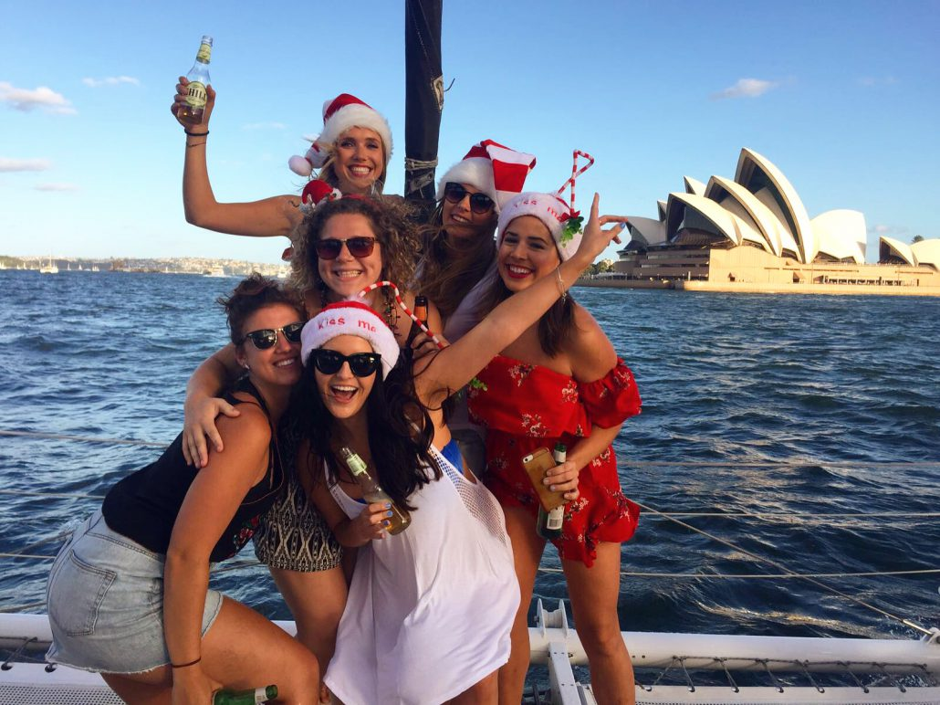 Rockfish | Sydney Harbour Christmas Party Cruise $15 pp p/h