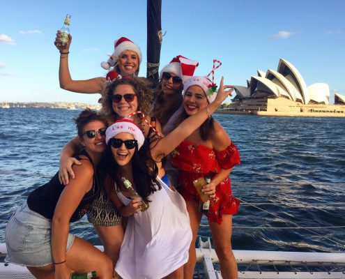 Rockfish Christmas Cruises