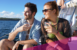 Coporate Boat Hire Sydney