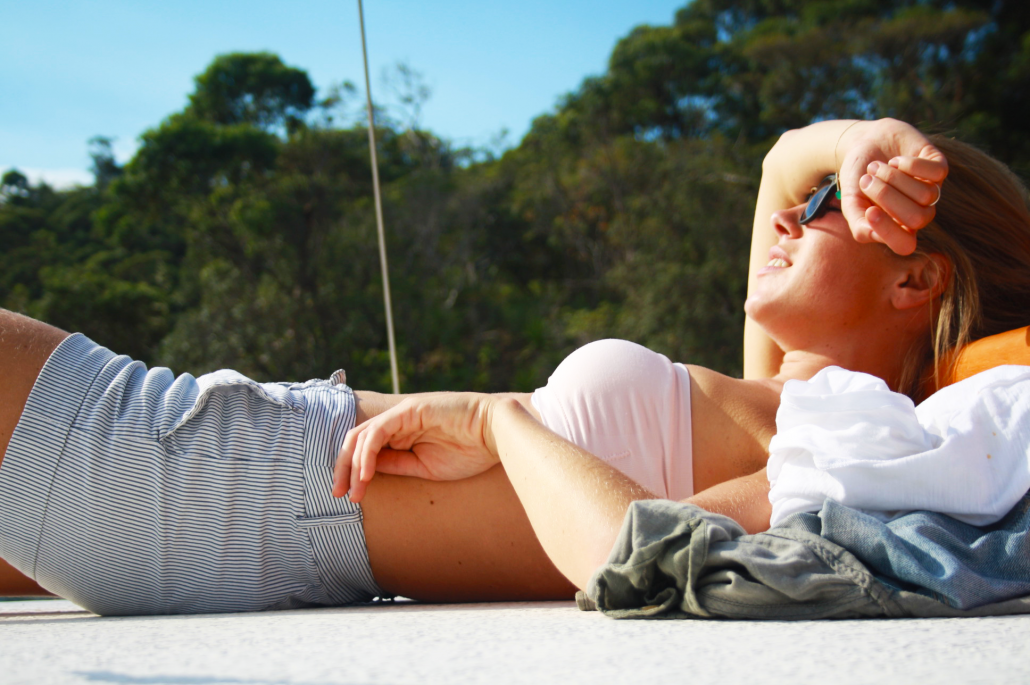 Relax in Sydney harbour this summer