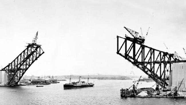 10 Facts About The Sydney Harbour Bridge Rockfish Catamarans