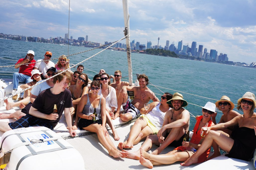 Christmas Party Cruise on Sydney Harbour